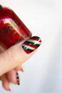 Mix n match christmas nail art tutorial