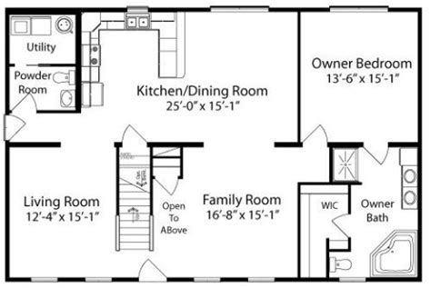 New American Floor Plans by Fresh All American Homes Floor Plans New Home Plans Design