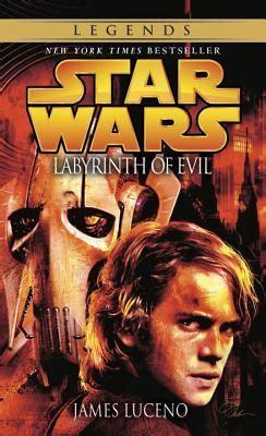 labyrinth  evil  james luceno