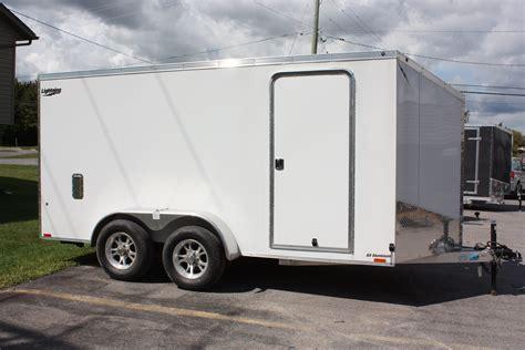Just In!!!! 7x14 All Aluminum Lightning Enclosed Cargo