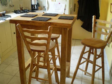 recherche table de cuisine table cuisine haute ziloo fr