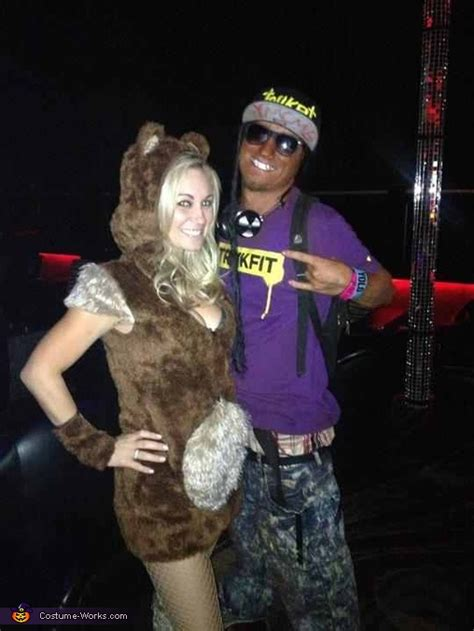 lil wayne halloween costume photo