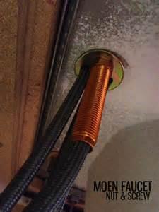 tighten moen kitchen faucet how to replace a kitchen faucet honeybear