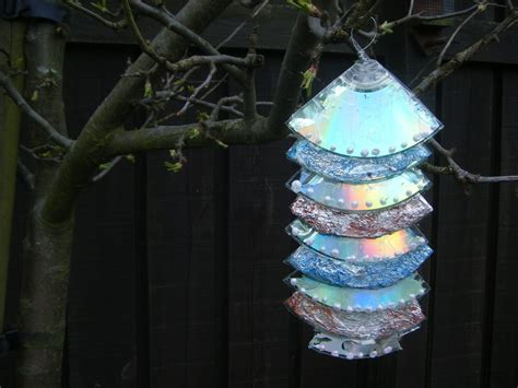 cd lantern      lantern decorating  cut