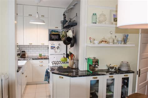 Kitchen Clever Planning Of Small Apartment Kitchens With