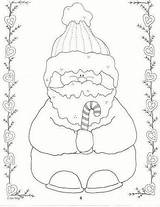 Crazy Christmas Quilt Patterns Coloring Embroidery sketch template