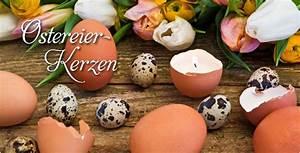 Basteln Mit Wachs : kerzen zu ostern selber basteln sehr kreativ einfach eierschalen nehmen und mit wachs f llen ~ Orissabook.com Haus und Dekorationen