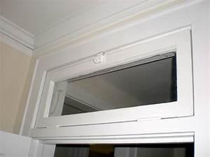 Transom window for master closet doors 2700 la salle for Transom windows