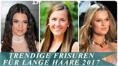 frisuren 2017 lange haare trendige frisuren f 252 r lange haare 2017