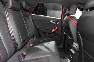 Audi Q2 Interieur : audi q2 s line le nouveau q2 dans sa version sport gen ve photo 4 l 39 argus ~ Medecine-chirurgie-esthetiques.com Avis de Voitures