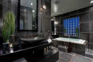 black tile bathroom ideas 30 amazing ideas and pictures of antique bathroom tiles