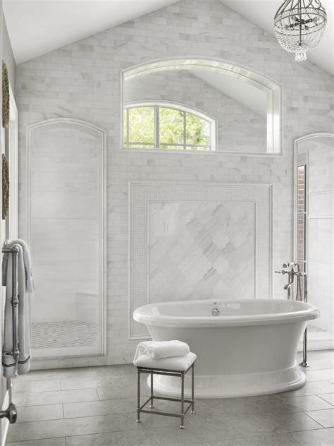 Tub In Shower - 10 white freestanding bathtubs for the bathroom of your dreams