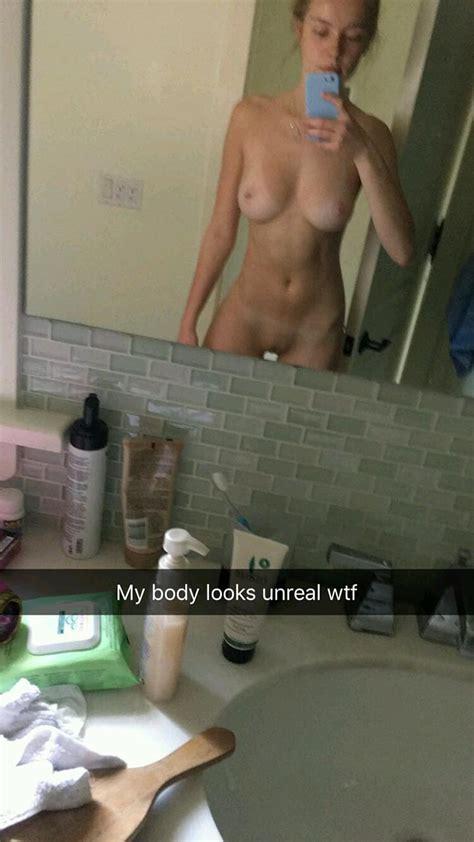 Annika Boron Nude Snapchat Photos Scandal Planet