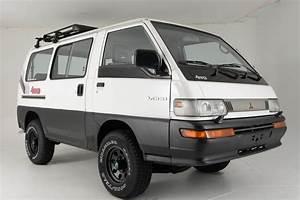 1992 Mitsubishi Delica L300 Left Hand Drive
