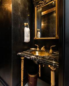 Beverly Hills - Traditional - Powder Room - los angeles