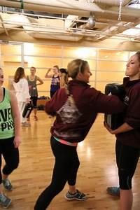 Pi Beta Phi Women's Self Defense Seminar in San Diego ...