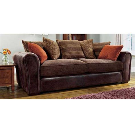 leather and fabric sofa 21 best ideas leather and material sofas sofa ideas