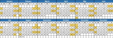 standard possession calendar texas calendar