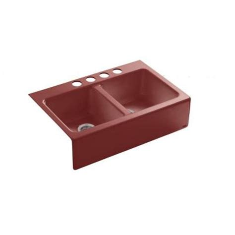 Kohler Kitchen Sink 33x22 by Kohler Hawthorne Apron Front Undermount Cast Iron 33x22