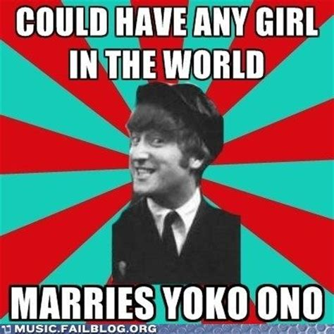 The Beatles Meme - the beatles memes tags john lennon meme the beatles yoko ono by jmjmad1 what a meme