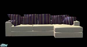 Sophel2139s corner sofa cushion for Sims 3 sectional sofa download