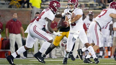 Alabama vs. Ole Miss odds, picks and best bets