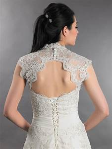 Help what sort of jacket straps sleeve would you add for Wedding dress boleros and shrugs
