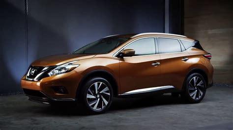 2019-2020 Nissan Murano Design