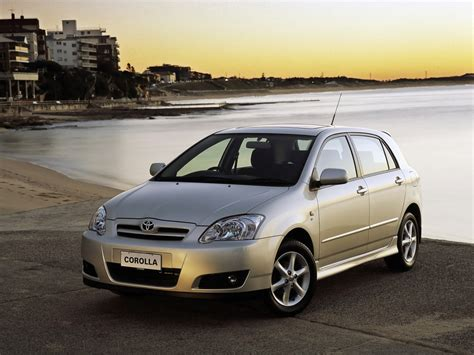 The manufacturer's suggested retail price (msrp) is the sticker price for this vehicle, including optional equipment. TOYOTA Corolla 5 Doors specs & photos - 2004, 2005, 2006 ...