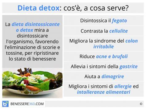 alimenti contenenti nikel dieta disintossicante detox dimagrante o per purificare