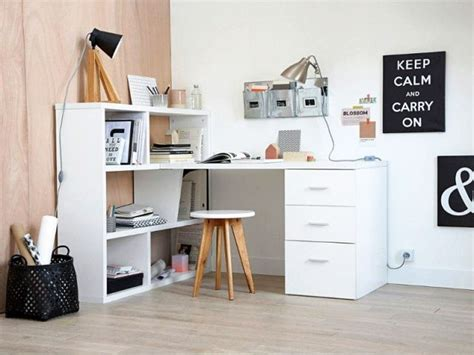 organisation bureau best 25 bureau ikea ideas on desk ideas