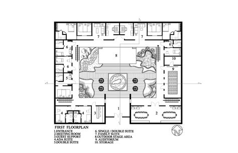 mei shan courtyard   courtyard house plans traditional chinese house house layout plans