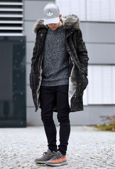 Outfit Yeezy Men