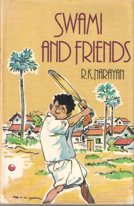 'swami And Friends By R K Narayan Face A Book The