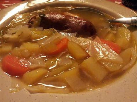 recette potee de chou vert 100 images recette de pot 233 e