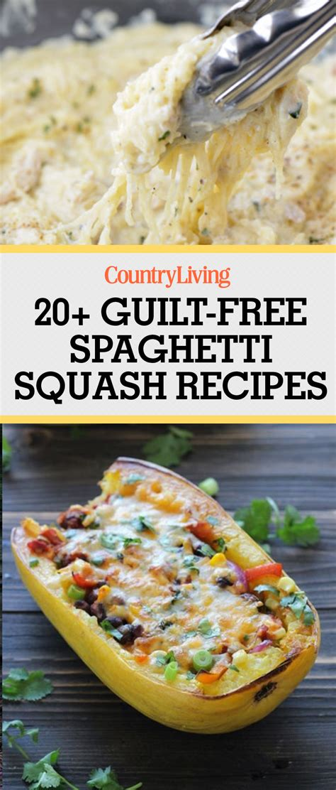 Best Healthy Spaghetti Squash Recipes How Cook