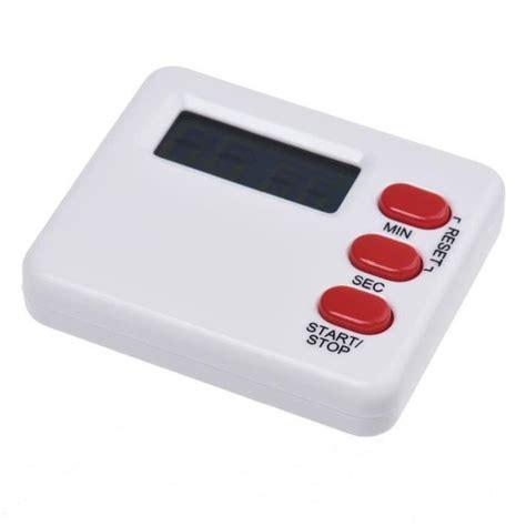cuisine exterieure pas cher chronomètre de réveil de cuisine calculatrice de compte à