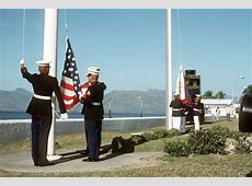 FileUS Flag lowered and Philippine flag raised during
