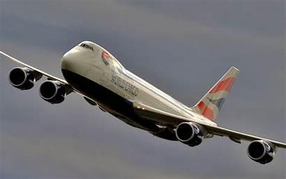 747 Boeing Wallpapers Wide Sky 87uf Passenger