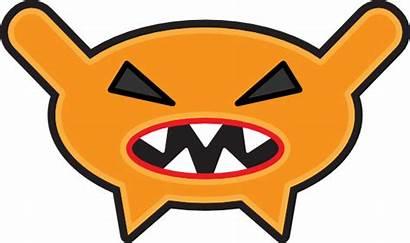Cartoon Monsters Clip Clker Domain Svg Hi