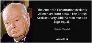 Winston Churchi... Socialist Party Quotes