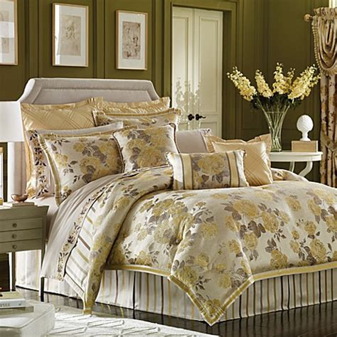 croscill twin comforter sets buy croscill 174 mystique comforter set from bed bath beyond