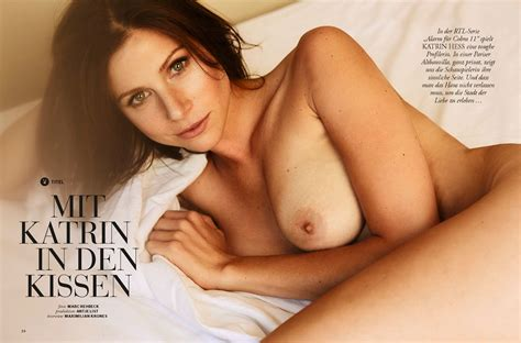 Katrin Heß Naked (14 Photos) | #TheFappening