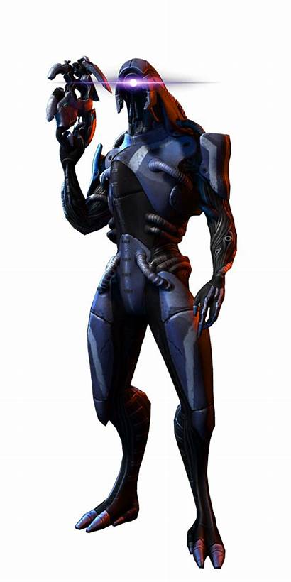 Geth Engineer Mass Effect Multiplayer Character Mp