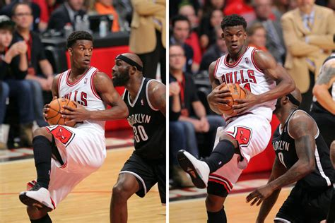 jimmy butler wears adidas  kobe sole collector