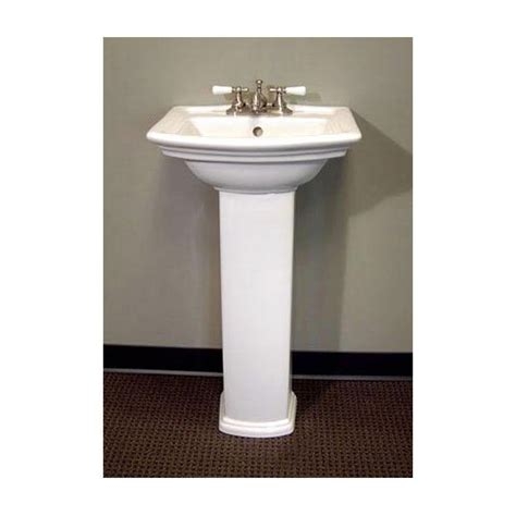 barclay pedestal sink washington barclay washington 460 pedestal lavatory with 1