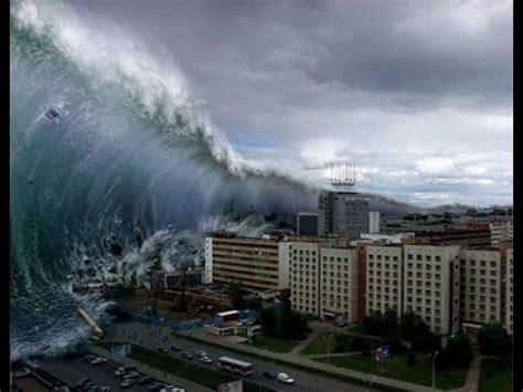 top tsunamis mas devastadores de la historia youtube