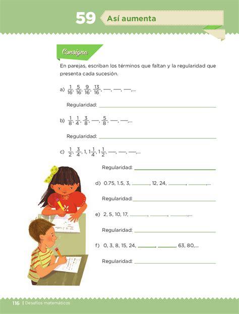 Sexto  Desafíos Matemáticos14  Bloque 4  Así Aumenta