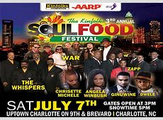 2012 Soul Food Festival July 7th CharlotteHappeningCom