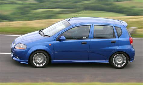 Daewoo Kalos Hatchback Review (2003